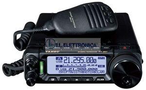 YAESU FT-891 rtx veicolare hf//50 MHz 100watts  5 ANNI GARANZIA  100050
