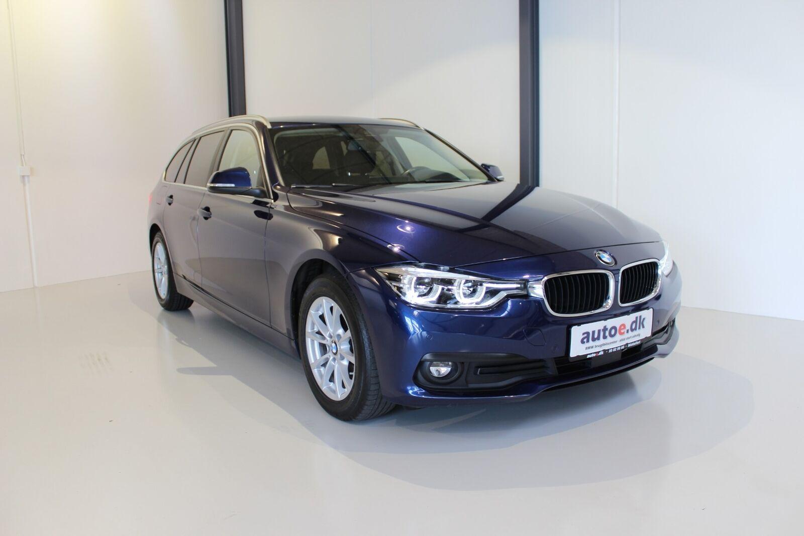 BMW 320d 2,0 Touring aut. 5d - 314.800 kr.