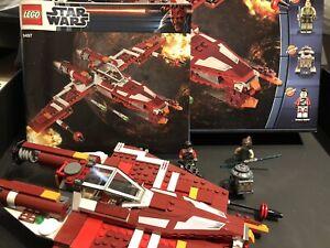Lego-9497-Republic Striker-class Starfighter- Komplett Mit Karton - Bremen, Deutschland - Lego-9497-Republic Striker-class Starfighter- Komplett Mit Karton - Bremen, Deutschland