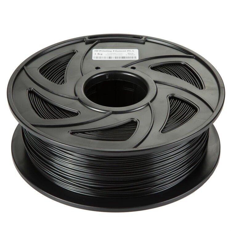 3D Printer Filament PLA ABS 1.75mm 1kg 2.2lb For RepRap MakerBot Print Pen Color 8