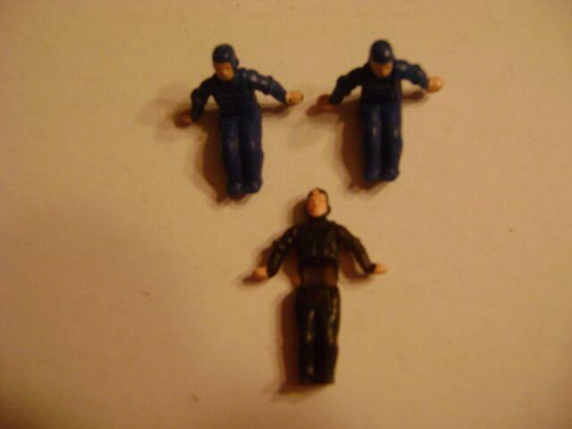 Lionel 50 Gang Car Men- set of three