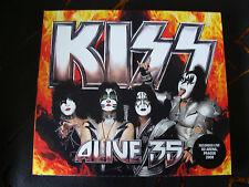 Slip Double: Kiss : Alive 35 : Live Prague, Czech Republic 2008