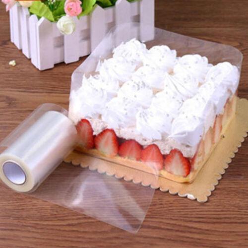 Kuchen Einfassung Film Candy Toosl Party Pars Transparent Kragen Azetat Nützlich