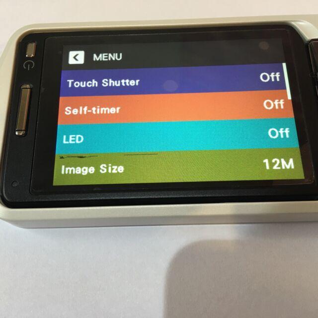 Casio EXILIM EX-TR150 12.1MP Digital Camera Great condition