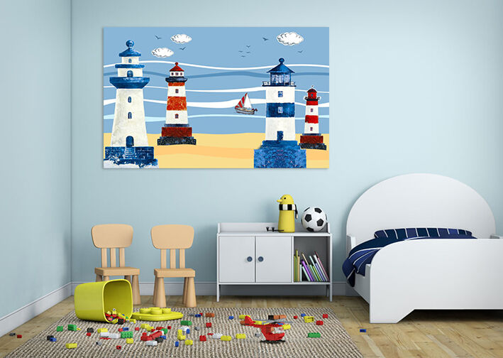 3D Strand Vorposte Fototapeten Wandbild Fototapete BildTapete Familie AJSTORE DE