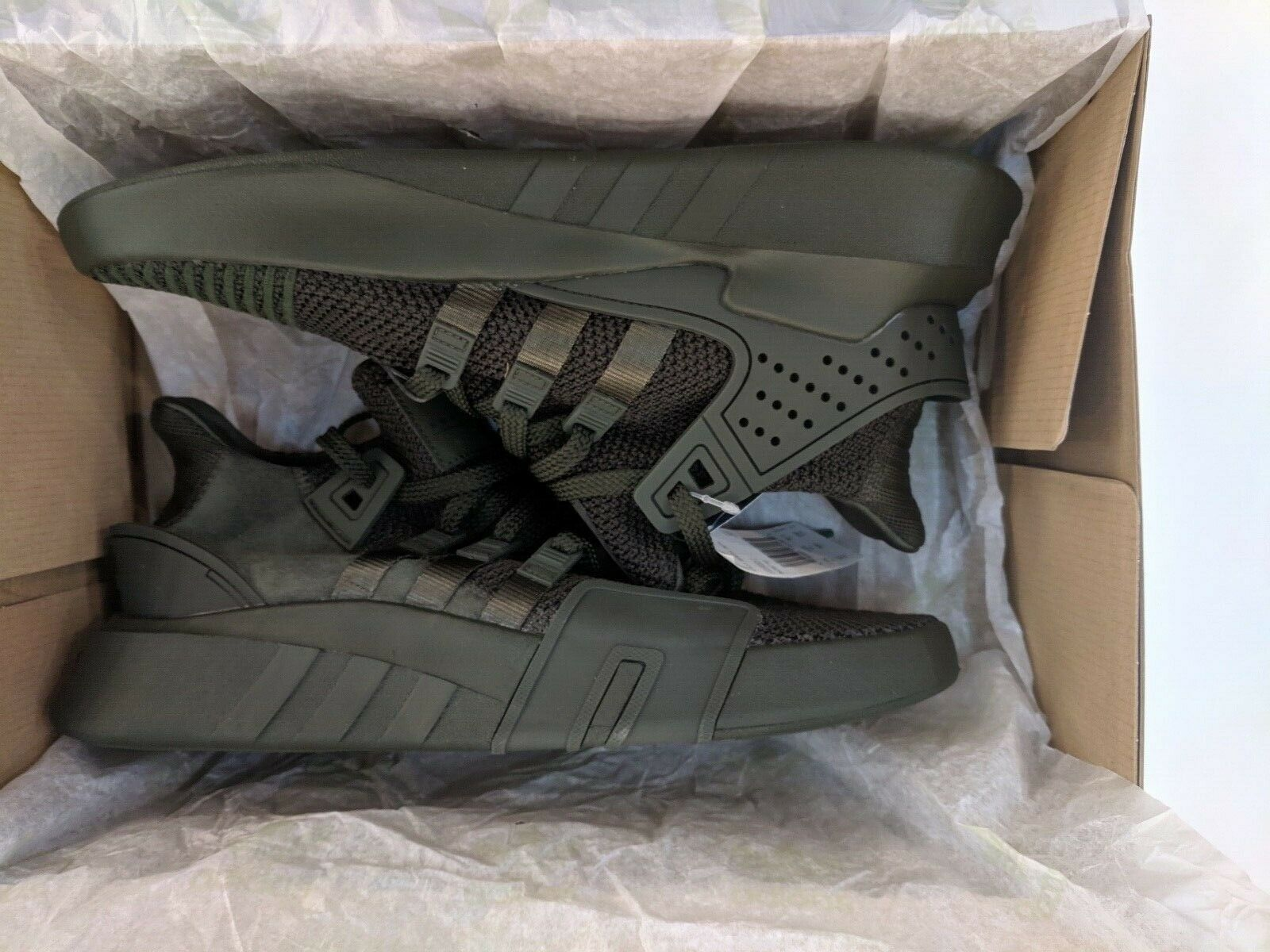 Adidas EQT Basketball Adv  Cargo Green  (Size 12)