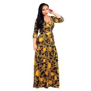 Details About Beba Shop Vestidos De Moda Para Mujer Largos Fiesta Noche Elegantes Casuales
