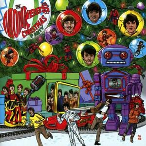 THE-MONKEES-Christmas-Party-2018-13-track-CD-album-NEW-SEALED