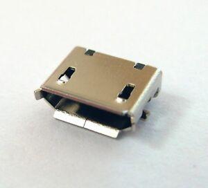 5 pcs solder connector female SMD Socket 5x connecteur à souder USB mini B