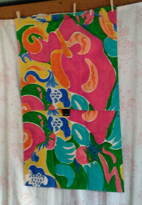 Ralph Lauren Costa Paradiso King Pillow Sham New Out Of Pkg Bold Colors Ebay