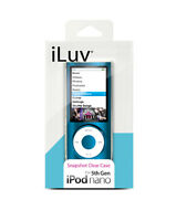 Iluv Icc305 Clrar Hard Case For Ipod 5th Generation Nano, New, Free Shipping