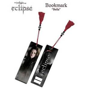 The-Twilight-Saga-Eclipse-Bookmark-Bella-NEW-NECA-Bella-Swan-Kristen-Stewart