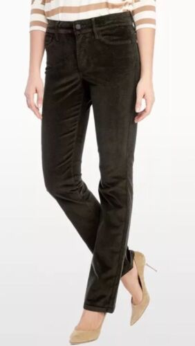 Jeans Straight Molasses 14 Daughters Your Nydj Not 888398709541 Pants Brown Marilyn Corduroy TrIq80Iwn