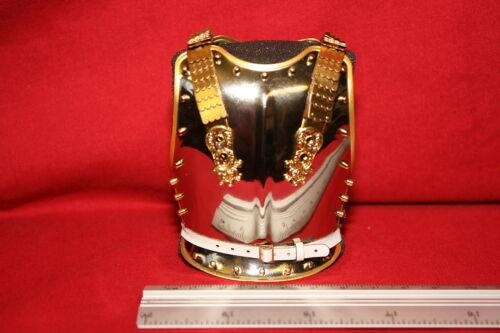 Rêves dragon a à l'échelle 1 / 6e blues et royals pectoral faite de métal