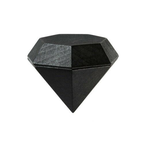 Hidden Diamond Engagement Ring Box Secret Hidden COmpartment Magnetic BOX