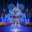 Train-Conductor-Mickey-Mouse-Disney-Year-of-The-Mouse-Collector-Plush-March-2020 thumbnail 1