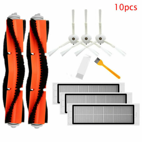 Side Brush for Xiaomi MI Robot Vacuum Roborock S50 Accessories Kit HEPA Filter