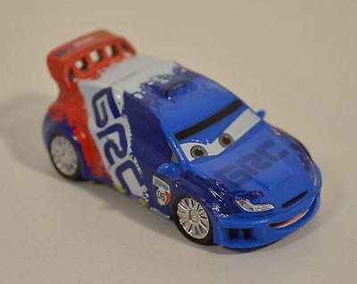 3 Raoul Caroule Plastic Bath Toy Race Car Disney Pixar Cars
