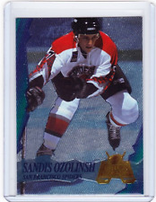 SAN FRANCISCO SPIDERS 1995-96 COLLECTOR'S EDGE SANDIS OZOLINSH #46