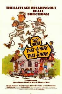 Affiche-THEY-WENT-THAT-AWAY-70x105cm
