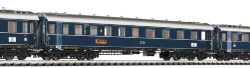 "HS Liliput l330501 vagoni-Set /""dompfeil/"" 3 pezzi DB"