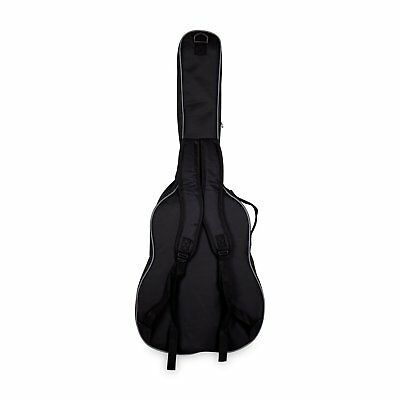 Rockwalker RWB10  Series Padded Guitar  Bag Anti-scratch/& 10mm Padding in Black