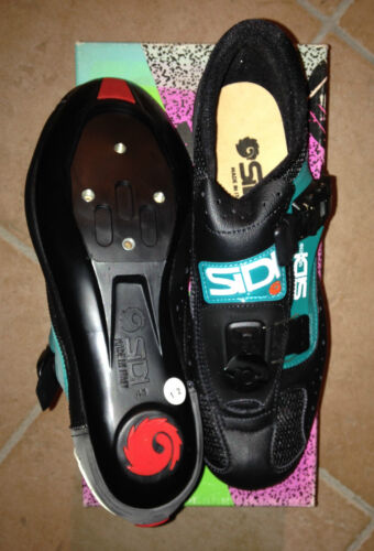 Scarpe Bici corsa Sidi Tecno Road Bike Shoes 40 41.5 made in Italy