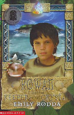 Rowan and the Keeper of the Crystal (Rowan of Rin) by Rodda, Emily