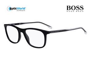 de85b0f47f Details about HUGO BOSS - HB0966 Designer Spectacle Frames with Case (All  Colours)