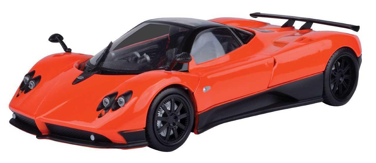 Diecast Car MotorMax (1 18) 18) Pagani Zonda F (No. 79159) orange