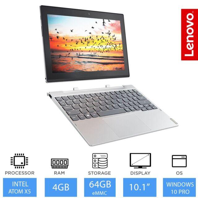 "Lenovo Miix 320 - 10.1"" 2 en 1 Portátil/Tableta Intel Átomo X5, 4gb Ram, 64gb"
