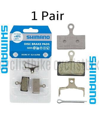 Shimano A01S Resin Disc Brake Pad Pair /& Spring NIB 2 Pairs