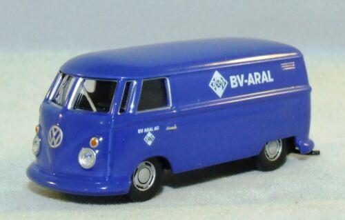 092081 Herpa VW t1 CASSETTA BV Aral 1:87
