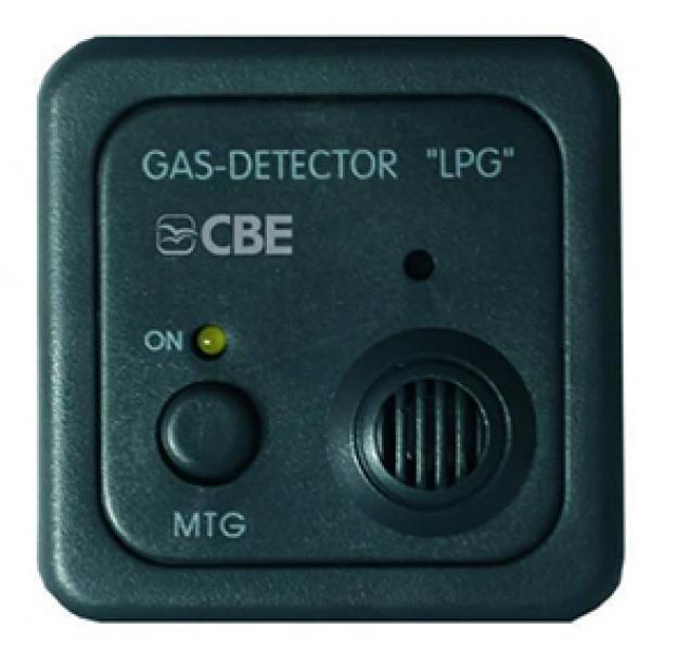 RILEVATORE DI GAS MTG, RILEVA LA PRESENZA NELL'ARIA DI GPL GPL GPL E GAS ETERE 06f0a6