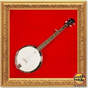 Tanglewood-Bluegrass-Banjo-TWB-18-M5-Union-Banjo