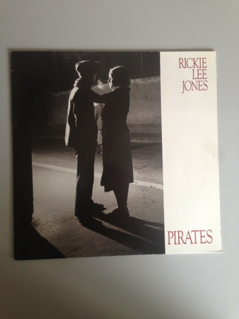 LP, Rickie Lee Jones, Pirates, Rock, Særdeles velholdt…