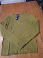 Womens Splendor Golf Sweater, Nwt, Xl