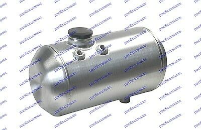 8 Inches X 40 Spun Aluminum Gas Tank 8.25 Gallons With Sight Gauge For Dune Buggy Sandrail Hot Rod Rat Rod Trike