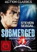 Submerged (Steven Seagal) - DVD - ohne Cover #403