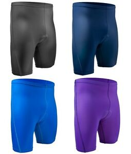 Mens-Classic-Padded-Bike-Shorts-Biking-Cycling-Short-Big-Men-Plus-Size-5-colors