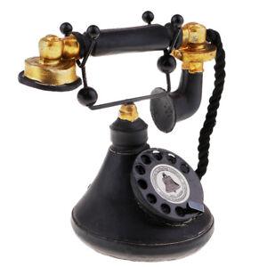MagiDeal-Vintage-Antikes-50er-Jahre-Telefon-Retro-Waehlscheibe