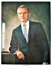 Astronauts & Space Travel Nasa Gemini 7 Frank Borman Visual Acuity Tests 8x10 Silver Halide Photo Print Astronauts