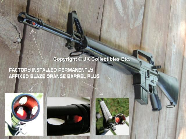 Replica Non-Firing Colt M16A1 US Military Rifle Prop Gun Viet Nam Era