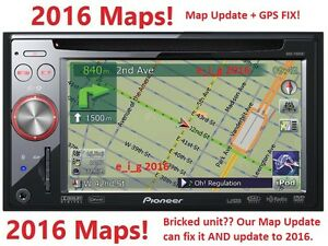 Download Driver: Pioneer AVIC-F900BT GPS Navigation