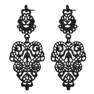 Women-Ladies-Long-Bohemian-Hollow-carved-Drop-Dangle-Earrings-Ear-Studs-Jewelry