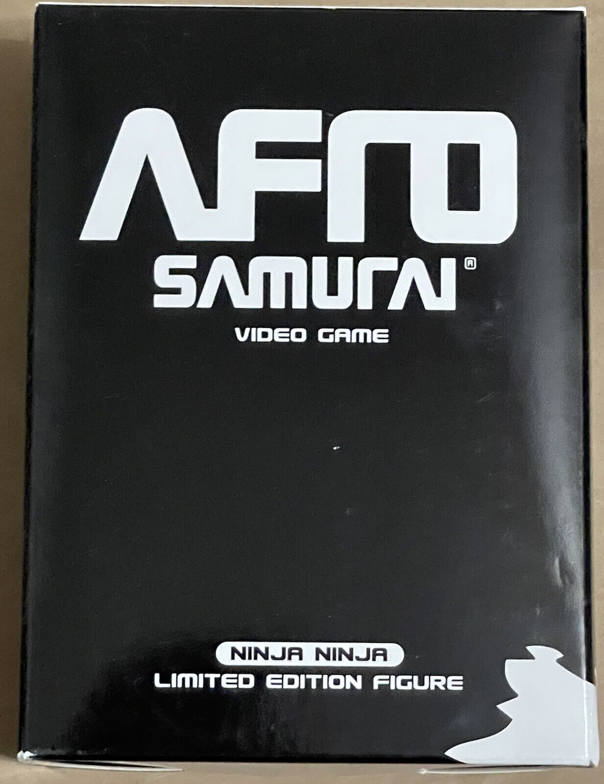 Afro Samurai Video Game Limited Edition 2008 Promo Figure Never Opened #60024