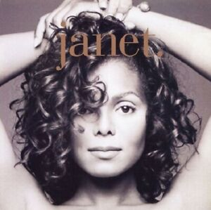 Janet-Jackson-JANET-602577841781-Limited-Edition-NEW-SEALED-CLEAR-VINYL-2-LP