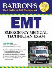 Barron's EMT Exam: Emergency Medical Technician (Barron's How to Prepare for the