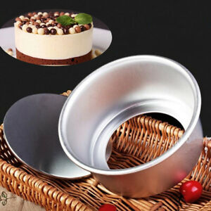 Baking-Tools-Dish-Aluminum-Alloy-Die-Cake-Pan-Removable-Bottom-Pudding-Mold