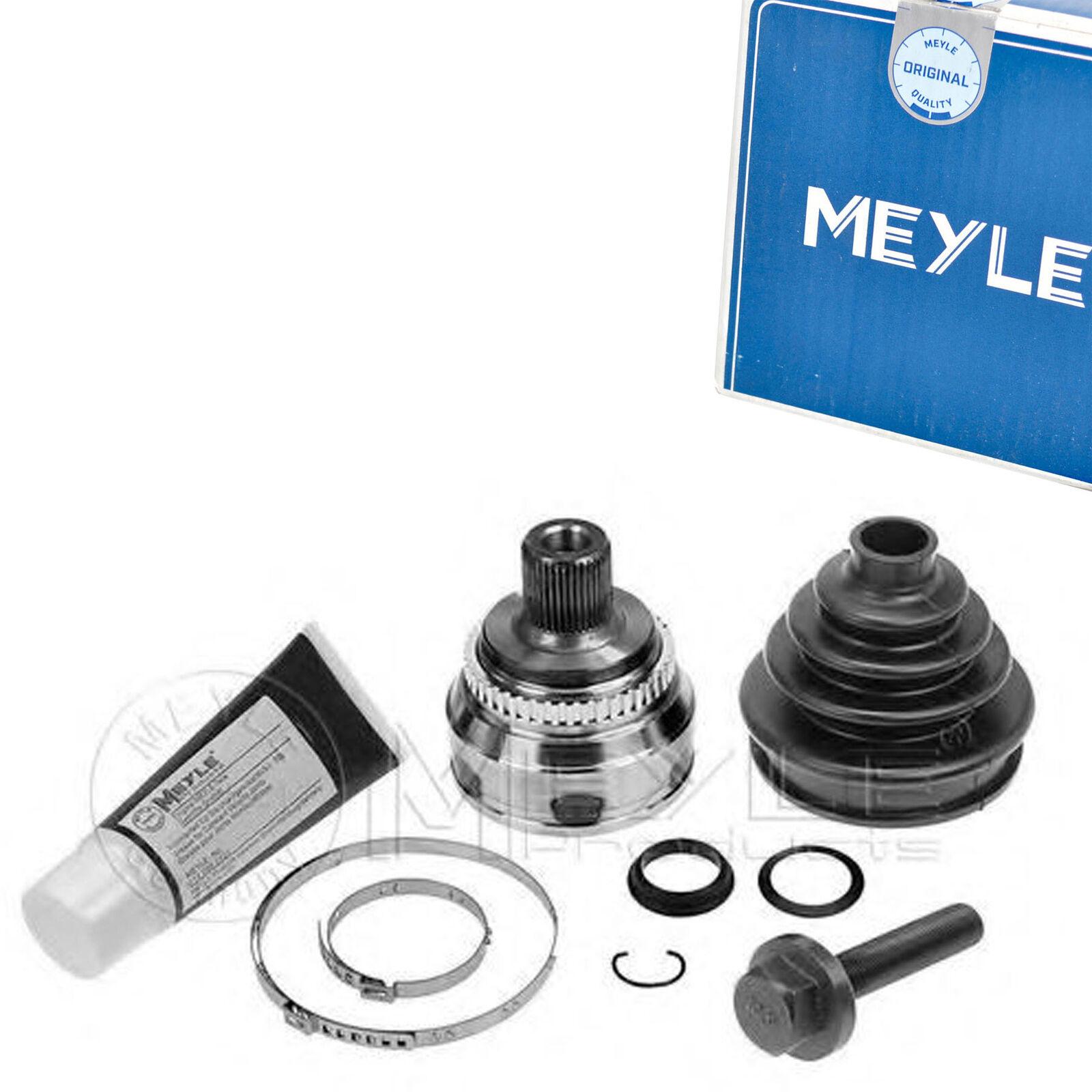 MEYLE 1004980180 Gelenksatz Antriebswelle Radseitig mit ABS-Ring AUDI A4 A6 VW